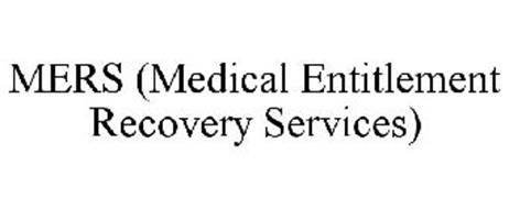 MERS (MEDICAL ENTITLEMENT RECOVERY SERVICES)