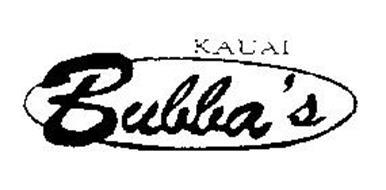 BUBBA'S KAUAI