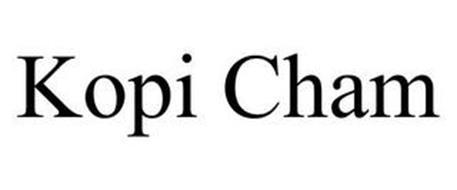 KOPI CHAM