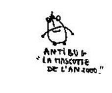 ANTIBUG LA MASCOTTE DE L'AN 2000