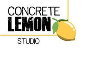 CONCRETE LEMON STUDIO