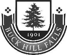 BUCK HILL FALLS 1901