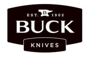 EST. B 1902 BUCK KNIVES