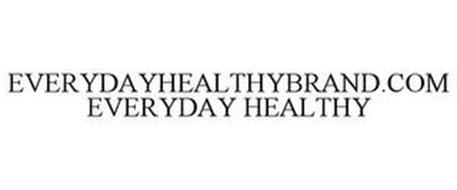 EVERYDAYHEALTHYBRAND.COM EVERYDAY HEALTHY