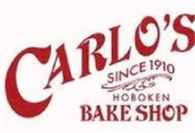 CARLO'S SINCE 1910 HOBOKEN BAKE SHOP