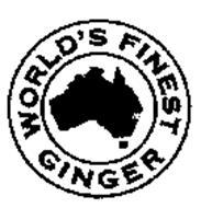 WORLD'S FINEST GINGER