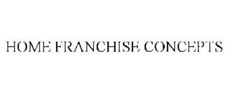 HOME FRANCHISE CONCEPTS