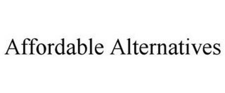 AFFORDABLE ALTERNATIVES