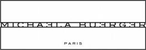 MICHAELA BUERGER PARIS