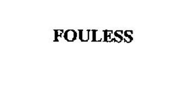 FOULESS