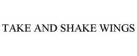 TAKE AND SHAKE WINGS