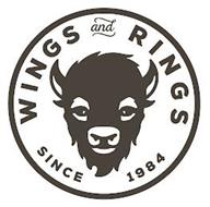 WINGS AND RINGS SINCE 1984