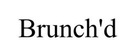 BRUNCH'D