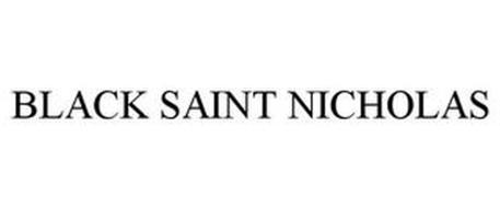 BLACK SAINT NICHOLAS