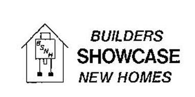 BSNH BUILDERS SHOWCASE NEW HOMES
