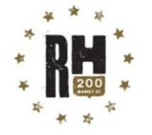 RH 200 MARKET ST.