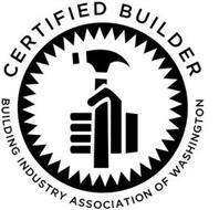CERTIFIED BUILDER BUILDING INDUSTRY ASSOCIATION OF WASHINGTON