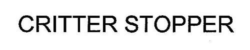 CRITTER STOPPER