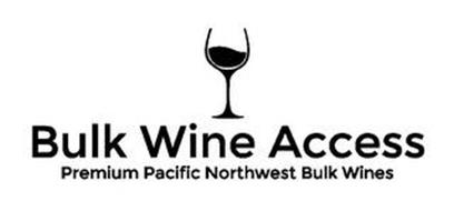 BULK WINE ACCESS PREMIUM PACIFIC NORTHWEST BULK WINES
