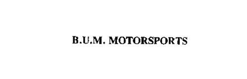 B.U.M. MOTORSPORTS