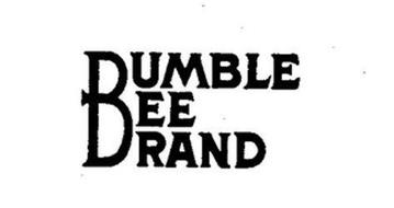 BUMBLE BEE BRAND
