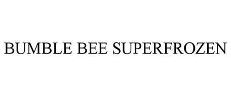 BUMBLE BEE SUPERFROZEN