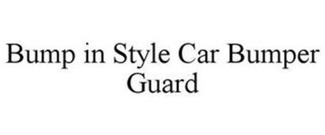 BUMP IN STYLE CAR BUMPER GUARD