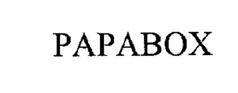 PAPABOX