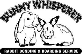 BUNNY WHISPERER RABBIT BONDING & BOARDING SERVICE