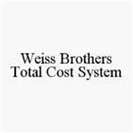 WEISS BROTHERS TOTAL COST SYSTEM