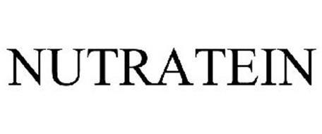 NUTRATEIN Trademark of BurCon NutraScience Corporation ...