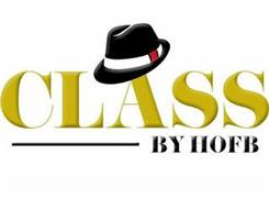 CLASS BY HOFB