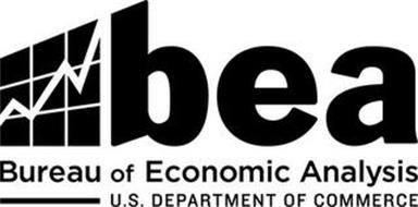 bea bureau of economic analysis u s department of commerce trademark of bureau of economic. Black Bedroom Furniture Sets. Home Design Ideas