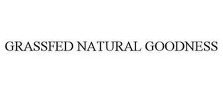 GRASSFED · NATURAL · GOODNESS