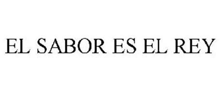 EL SABOR ES EL REY