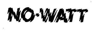 NO-WATT