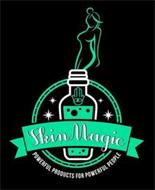 SKIN MAGIC POWERFUL PRODUCTS FOR POWERFUL PEOPLE
