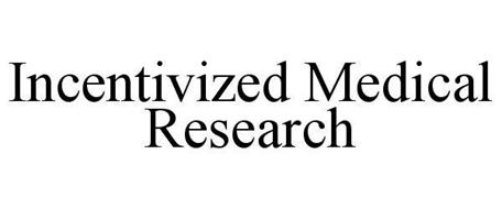 INCENTIVIZED MEDICAL RESEARCH