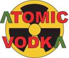 ATOMIC VODKA