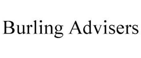 BURLING ADVISERS