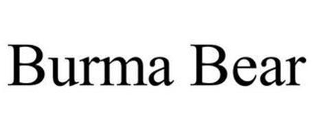 BURMA BEAR