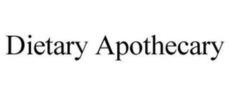DIETARY APOTHECARY