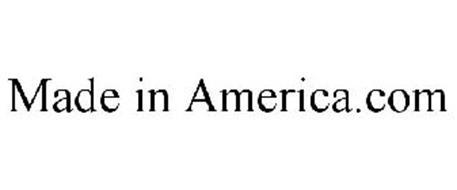 MADE IN AMERICA.COM