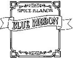 SPICE ISLANDS BLUE RIBBON