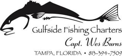 CAPT.WES BURNS GULFSIDE FISHING CHARTERS TAMPA,FL 8133947509