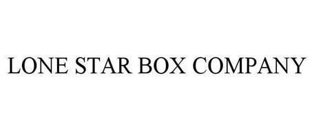 LONE STAR BOX COMPANY