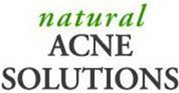NATURAL ACNE SOLUTIONS