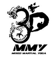 MMY MIXED MARTIAL YOGA OM