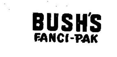 BUSH'S FANCI-PAK