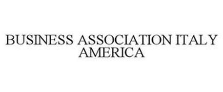 BUSINESS ASSOCIATION ITALY AMERICA